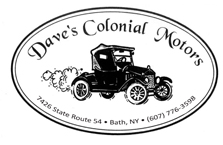 Dave's Colonial Motors